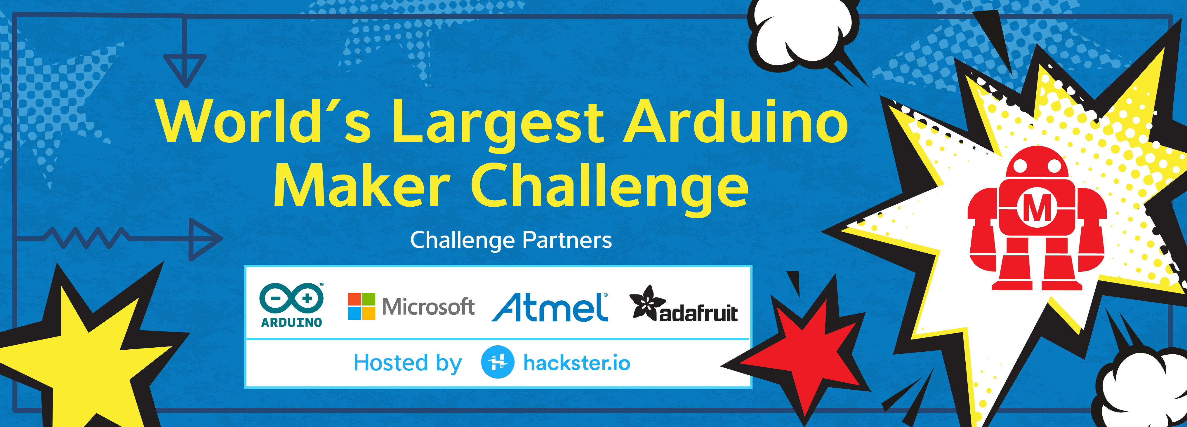 World's Largest Arduino Maker Challenge